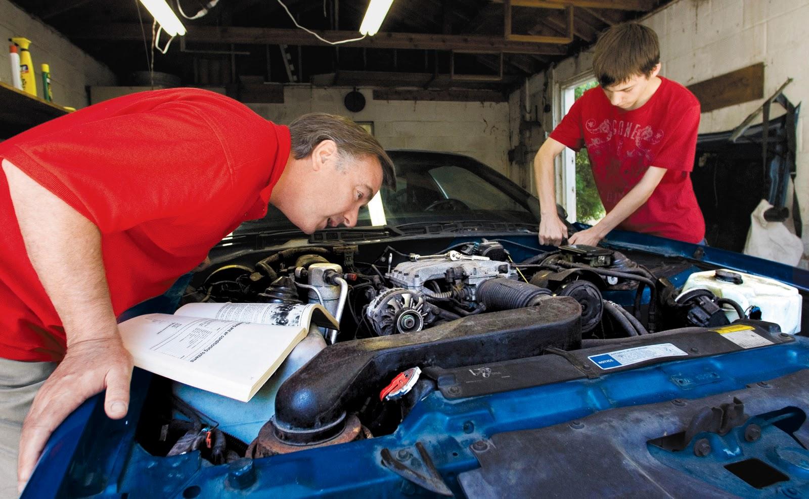 Сайты по ремонту автомобилей своими руками 596